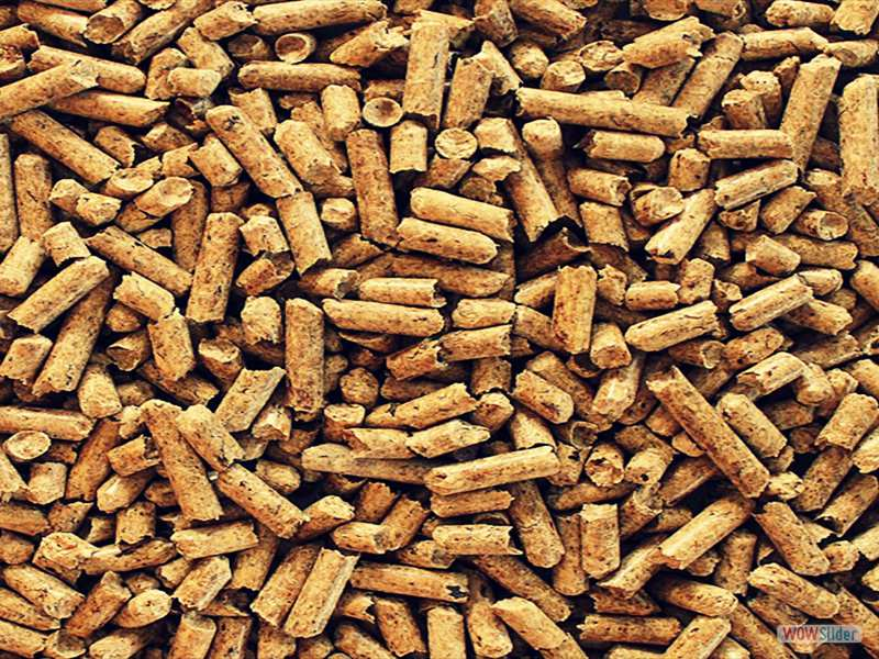 Biomass for ethanol